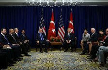Erdoğan-Trump görüşmesi ile ilgili ilk resmi açıklama geldi