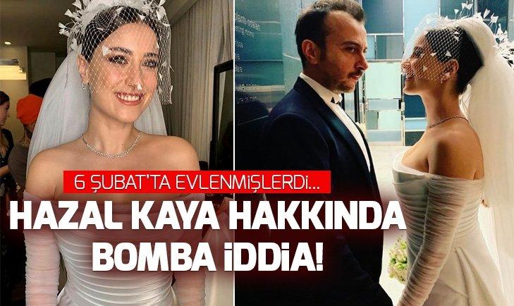 Hazal Kaya hamile mi?