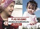 Kayıp Ecrin olayında flaş gelişme! Aramalar durduruldu | Video