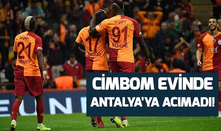CİMBOM'DAN ANTALYA'YA FARKLI TARİFE!