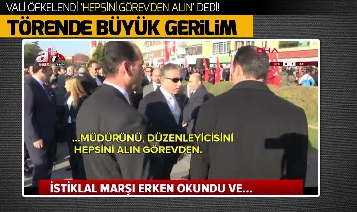 PROTOKOLDE 'SEHVEN' GERİLİM!