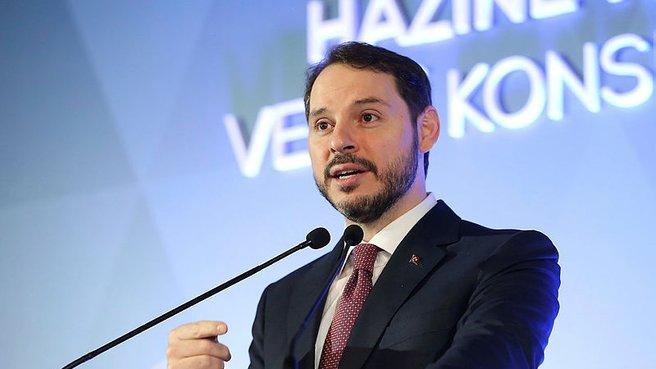 Bakan Albayrak: Enflasyonda 2019 yılında tek haneli rakamları göreceğiz