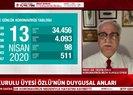 Koronavirüs Bilim Kurulu üyesi Prof. Dr. Tevfik Özlünün duygusal anları! Canlı yayında gözyaşlarıyla anlattı |Video