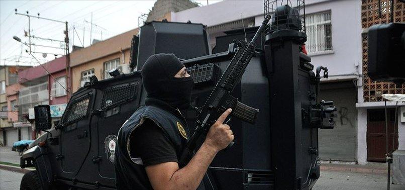 INTERPOL'ÜN ARADIĞI DEAŞ'LI 3 KADIN KİLİS'TE YAKALANDI