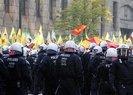 ALMANYA'DA PKK GÖSTERİLERİ YASAKLANDI