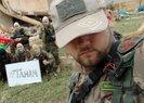 YPG safında Alman sniper'ı! Kod adı: Sidar