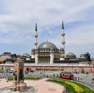 Taksim Cami bugün ibadete açıldı! İşte Taksim Camii'nin mimari özellikleri