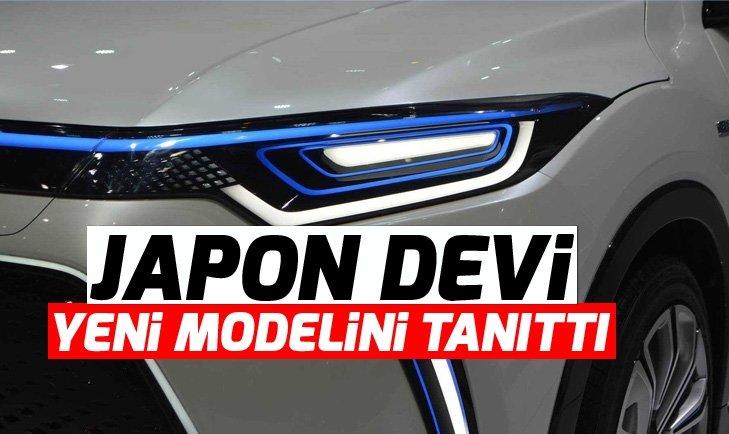 Honda yeni modelini tanıttı
