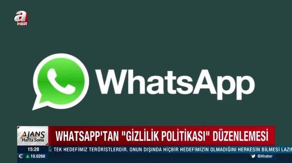WhatsApp'ta kritik tarihe gelindi!
