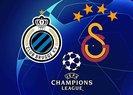 Club Brugge Galatasaray maçı hangi kanalda, saat kaçta? Diagne, Club Brugge Galatasaray maçında oynayacak mı?