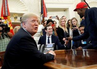 Donald Trump'a büyük şok! Ünlü rapçi ABD Başkanlığı için adaylığını açıkladı