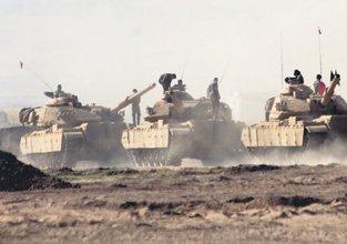Irak-Suriye hattına 3'lü Türk koridoru
