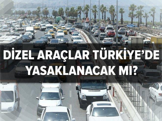 DİZEL ARAÇ SAHİPLERİNE KÖTÜ HABER!