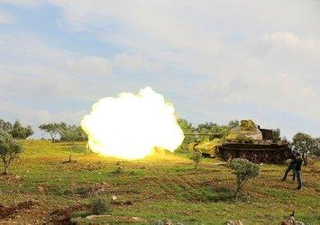 TSK'dan Afrin'de önemli operasyon
