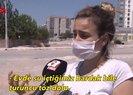 Son dakika: İzmir Çiğlide bitmeyen yol isyanı! Vatandaşlardan CHPli belediyeye sert tepki: Evde su içtiğimiz bardak bile turuncu