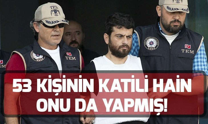 53 kişinin katili insan kaçakçısı çıktı