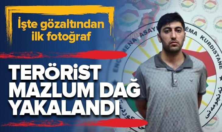 ERBİL SALDIRGANI MAZLUM DAĞ YAKALANDI!
