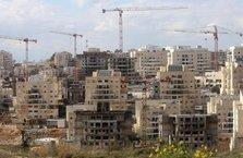 İsrail'in yeni yerleşim kararına tepki