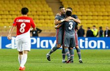 Beşiktaş kazandı capsler patladı