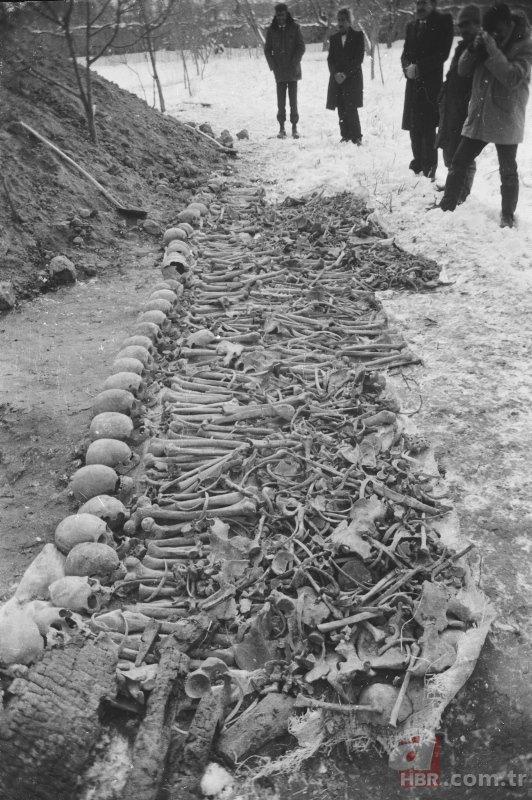 Ermeni çetelerinin katliamları bilimsel kazılarla gözler önüne serildi!