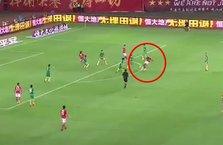 Talisca, Çin'de hat-trick yaparak coştu