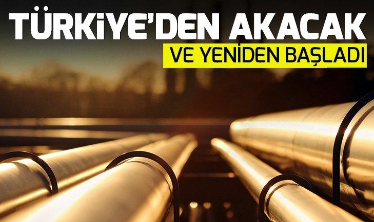 Kerkük petrolü Türkiye üzerinden tekrar ihraç edilmeye başlandı