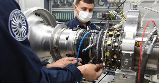 Yerli ve milli füze motoru TEI-TJ300 Turbojet'ten ekonomiye dev katkı!