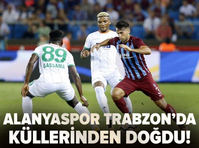 Trabzonspor 3-0 öne geçtiği maçı 4-3 yitirdi!
