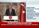Son dakika: Başkan Erdoğan'dan Trump'a mektup yanıtı: Vakti geldiğinde gereken yapılacak |Video