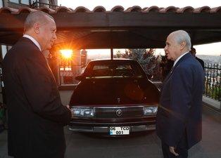 Devlet Bahçeli'den Başkan Erdoğan'a sürpriz