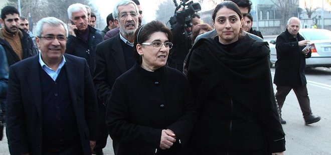 İŞTE HDP'Lİ ZANA İÇİN İSTENEN CEZA