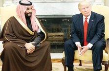 'Trump Suriye için Riyad'dan para istedi'