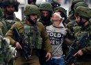 İsrail güçleri 2'si çocuk 25 Filistinliyi gözaltına aldı