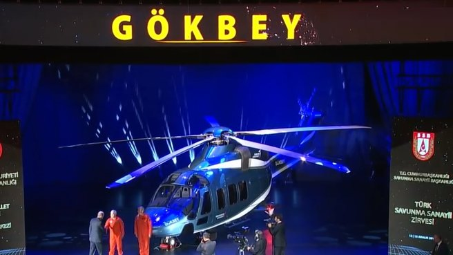 Yerli ve milli helikopter Gökbey'in özellikleri neler?