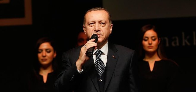 CUMHURBAŞKANI ERDOĞAN'DAN 'MÜZİK ÜNİVERSİTESİ' MÜJDESİ