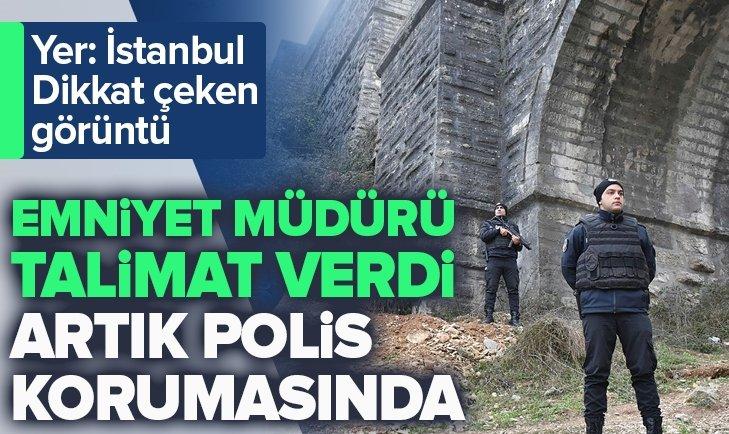 DEFİNE AVCILARININ HEDEFİNDEYDİ! ARTIK POLİS KORUMASINDA