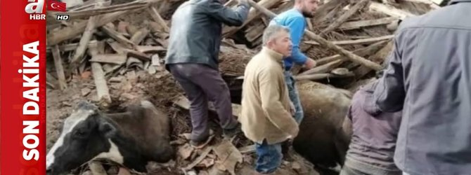 İşte Denizli'deki depremden ilk görüntüler