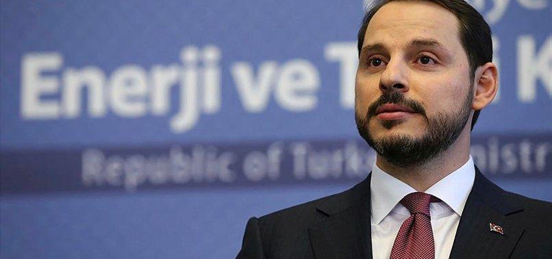 Son dakika: Hazine ve Maliye Bakanı Berat Albayrak'tan enflasyonla mücadele mesajı