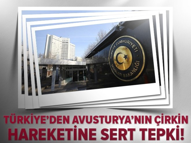 Türkiye'den Avusturya'ya yolcu arama tepkisi