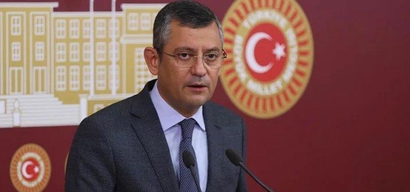 CHP'de Muharrem İnce korkusu! Özgür Özel'den yönetimi eleştiren 3 vekille ilgili açıklama: Arkadaşlarımızı kaybetmek istemeyiz