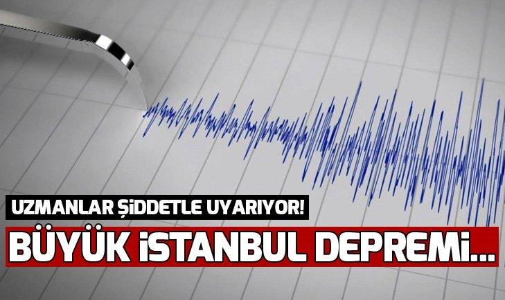 Son dakika deprem haberleri! İstanbul depremi ne zaman olacak? Korkutan uyarılar
