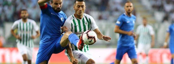 Erzurumspor - Konyaspor maçının 11'leri belli oldu!