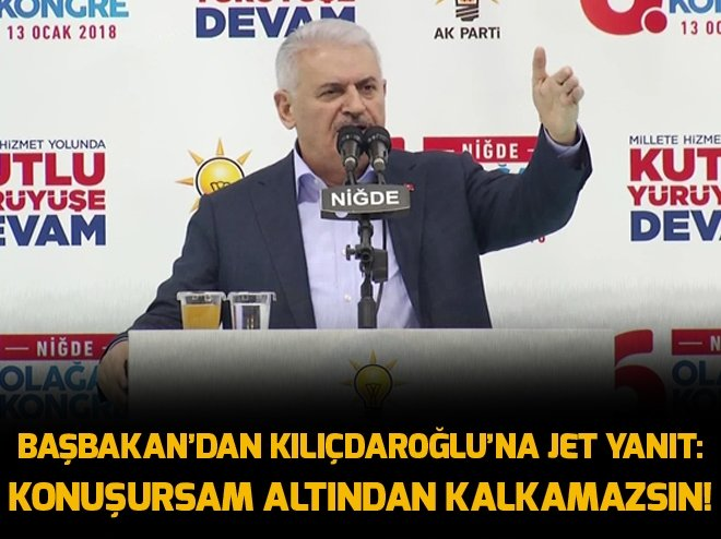 BAŞBAKAN'DAN KILIÇDAROĞLU'NA ADALAR YANITI!
