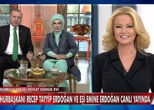 Türkiye'ye uzanan yardım eli: Müge Anlı! Milyonlarca kişinin hayatına dokundu! Cumhuriyet tarihinin rekoruna imza atıldı