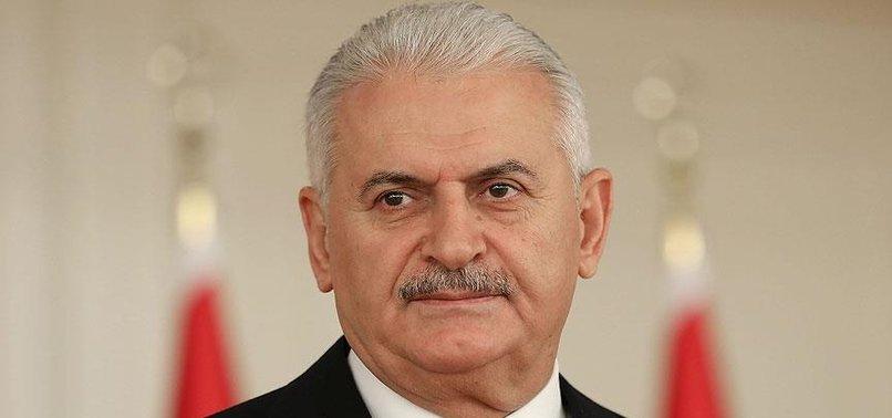 BİNALİ YILDIRIM'A SOSYAL MEDYADAN BÜYÜK DESTEK