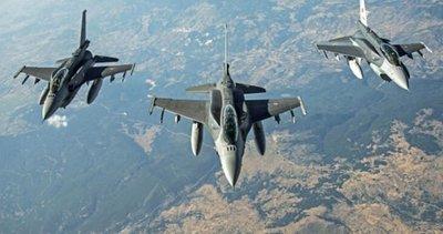 Irak'ın kuzeyinde 2 terörist etkisiz hele getirildi