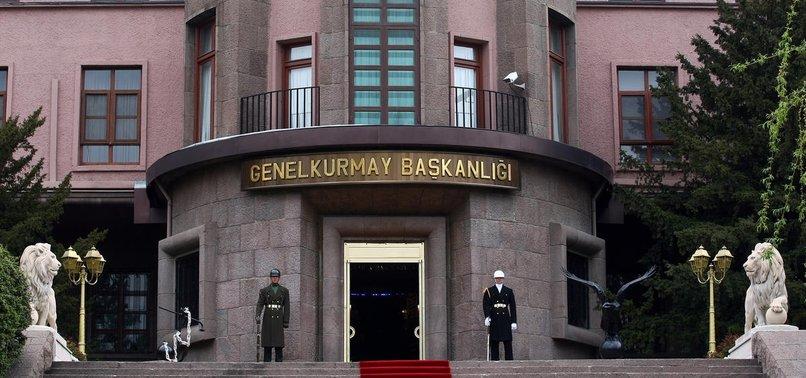 GENELKURMAY'DAN HÜRRİYET'İN 'KARARGAH RAHATSIZ' HABERİNE SERT TEPKİ