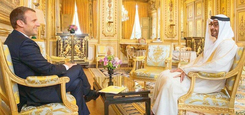 Fransa ve BAE'den Türkiye'ye karşı 12 sır toplantı
