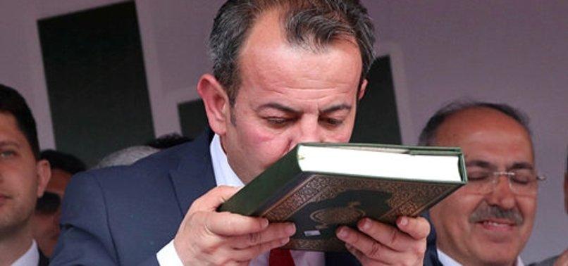AK PARTİ'DEN CHP'Lİ TANJU ÖZCAN'A TEPKİ