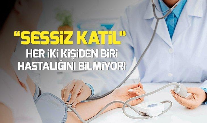 SESSİZ KATİLE DİKKAT!